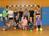Gymnastik-Mixed  Misch-Masch-Gruppe (Ballsport)